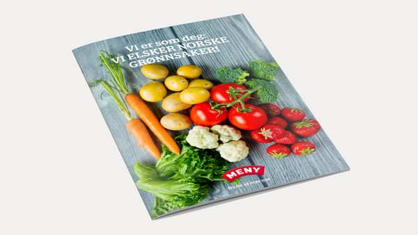 Vi elsker norske grønnsaker 2014