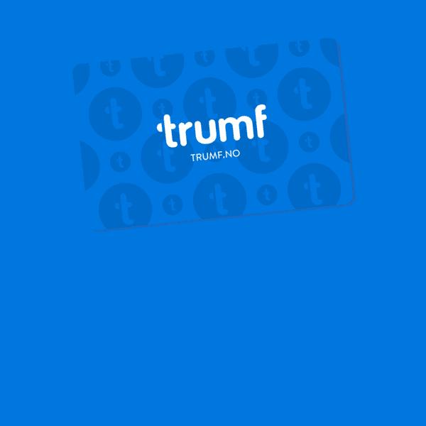 Bli Trumf-medlem og spar bonus nå