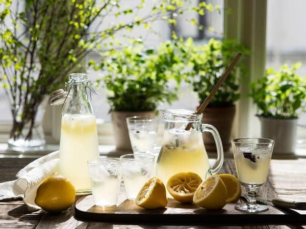 Forfriskende drikke