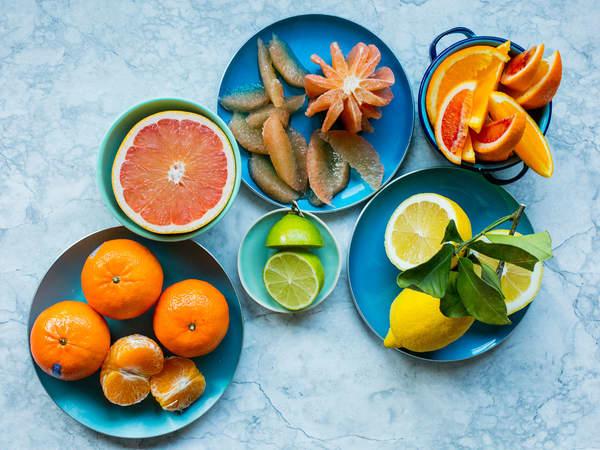 Sitrusfrukt