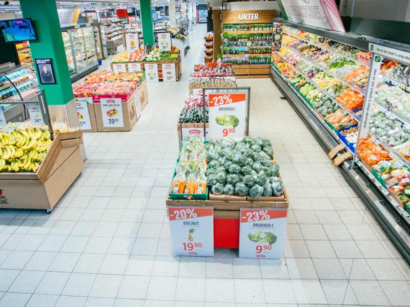 Norges beste frukt- og grøntkjede
