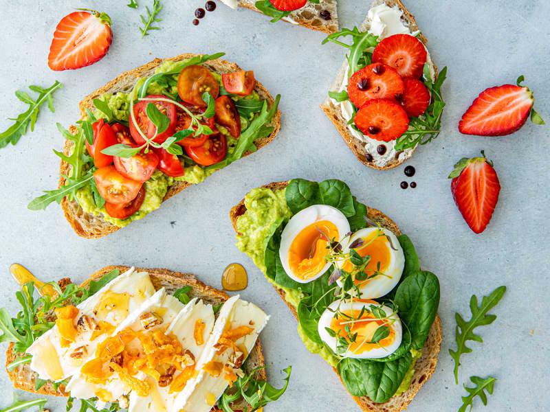 Litt sunnere måltider