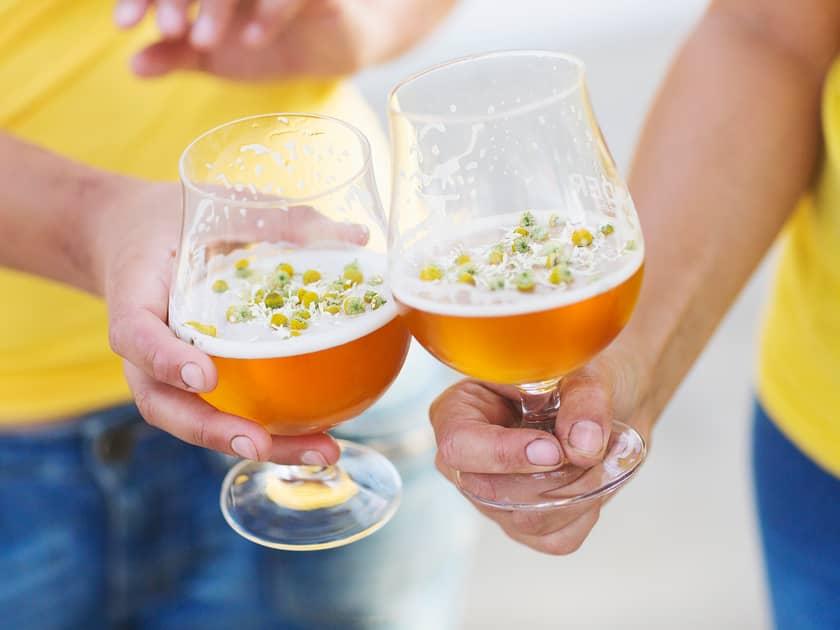 Alkoholfri øl til sommermaten