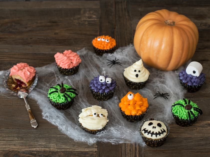 12 skumle oppskrifter til Halloween