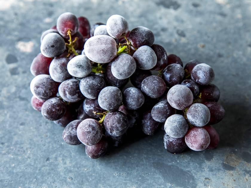 Slik har du aldri brukt druer!