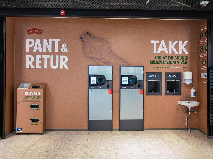 Miljøvennlige butikker