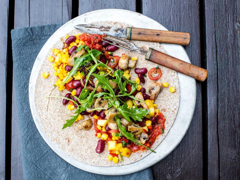 6 gode oppskrifter på vegetartaco