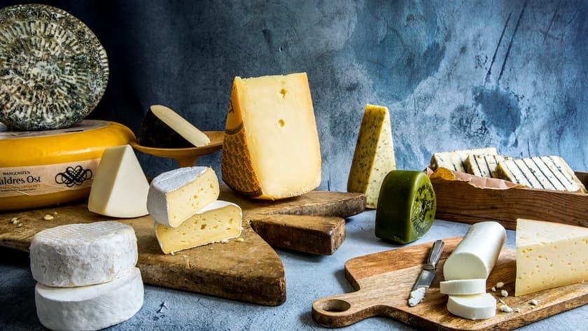 Våre utvalgte VM-oster