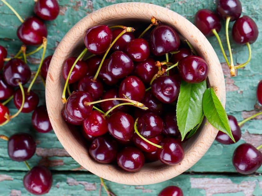 Kirsebær og moreller - hva er forskjellen?