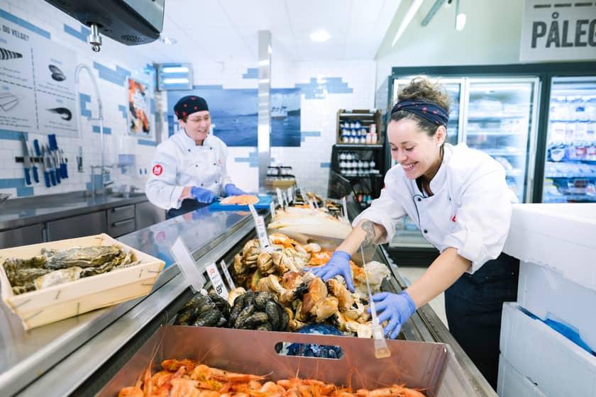 1 million flere sjømat-måltider i 2020