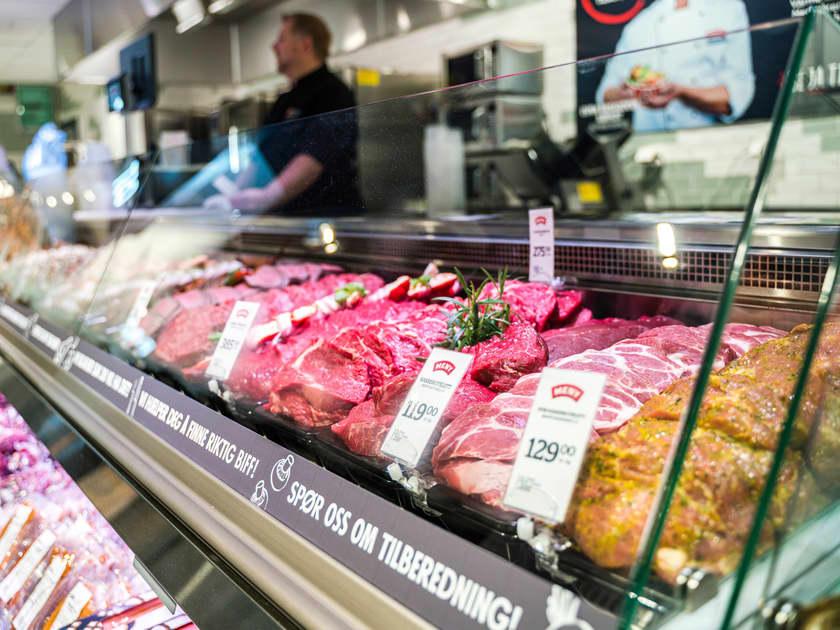 Vi får ikke inn nok norsk kjøtt
