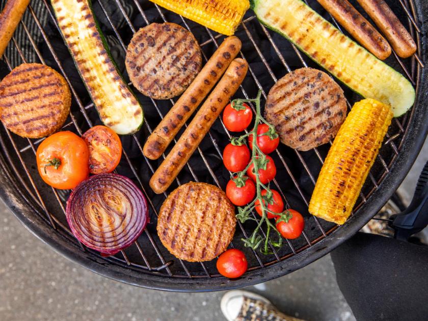 Vegetargrillmat: Grillmat uten kjøtt