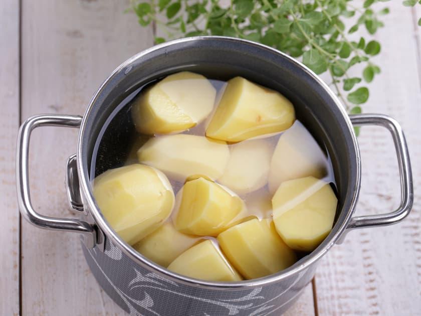 Hvordan koke poteter?
