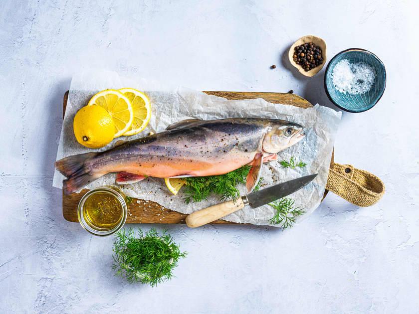 Telemarkrøye: Fin fisk fra Fyresvatn