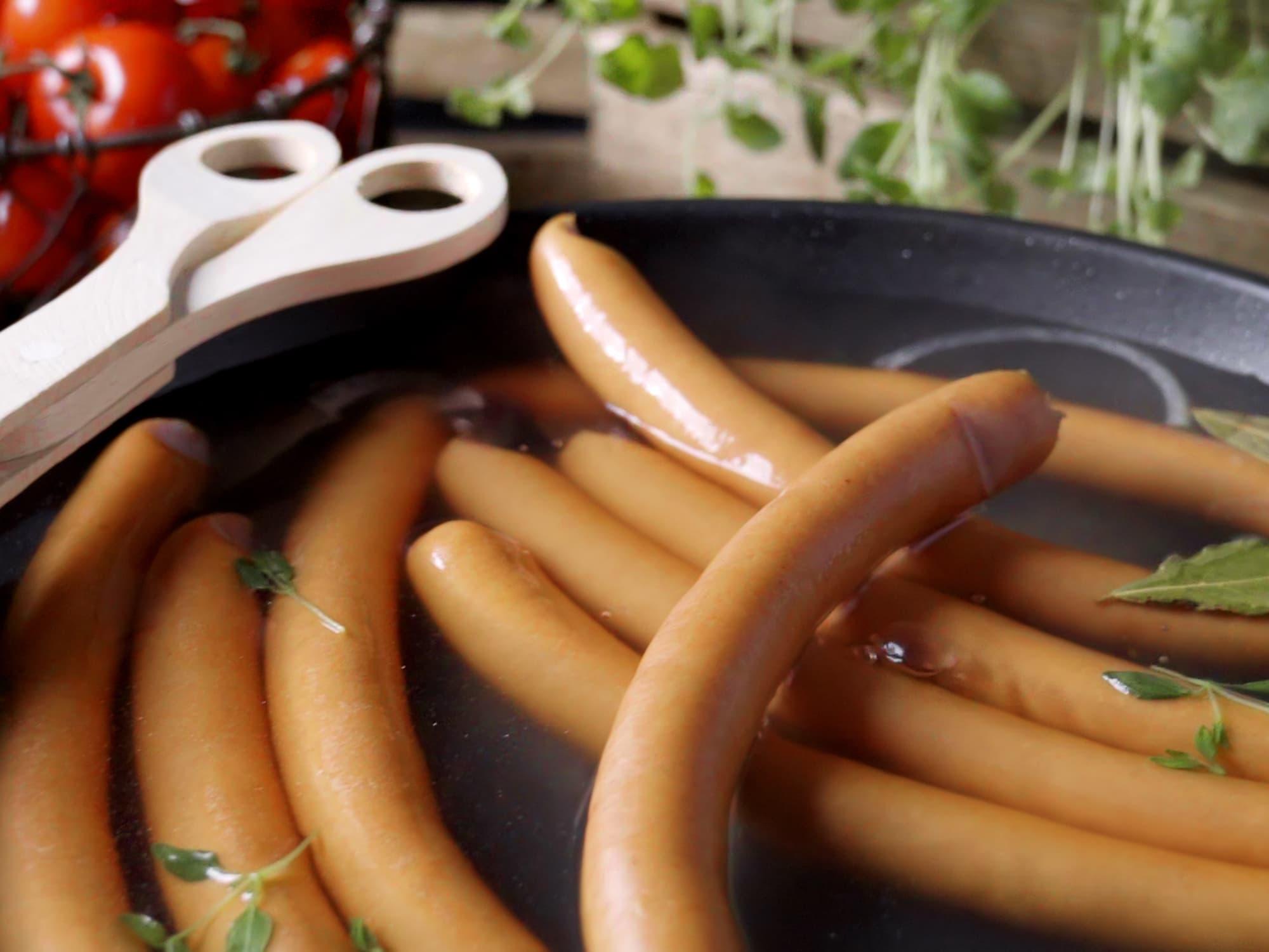 Koke Wienerpølser