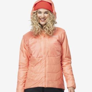 Norrøna Trollveggen Primaloft100 Zip Hood Jacket (Herre)