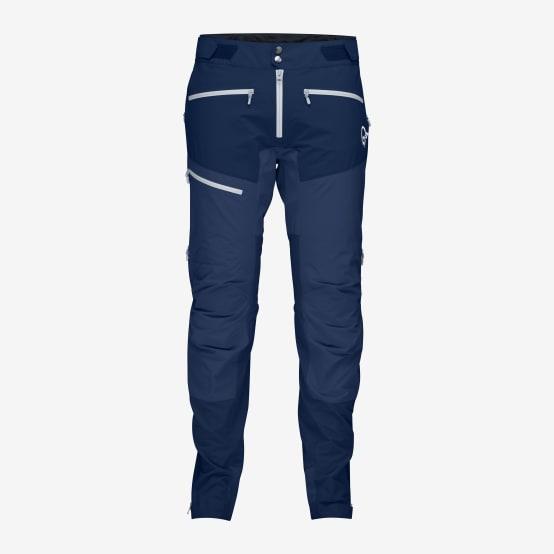 Norrøna Fjørå Flex1 Pants (M) Indigo NightDrizzle