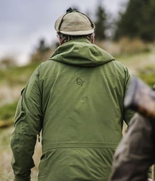Norrøna Finnskogen Gore Tex (MW), jakke Grønn