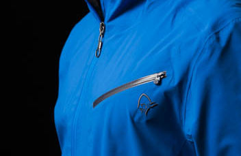 Norrona raincoat waterproof and windproof