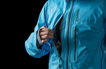 Norrøna lyngen driflex3 ski touring jacket for women