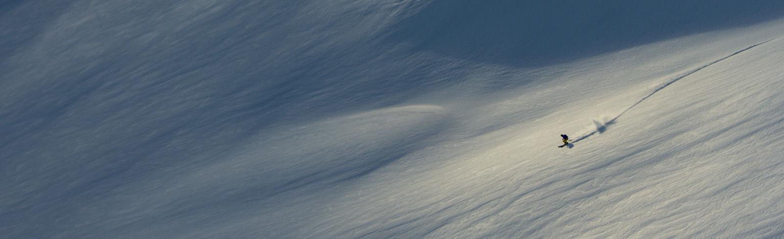 Lofoten in wintertime