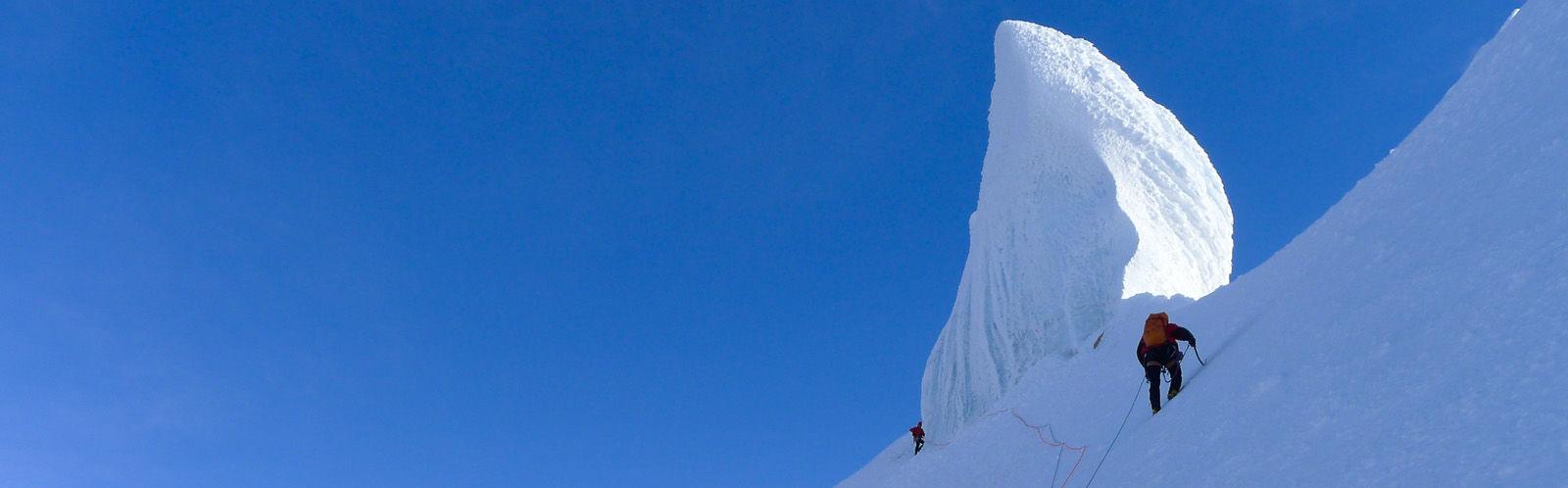 Robert Caspersen in Patagonia