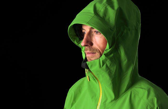 Norrona lofoten Gore-Tex Pro ski jacket for men