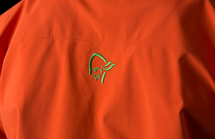 lofoten freeride jacket for men