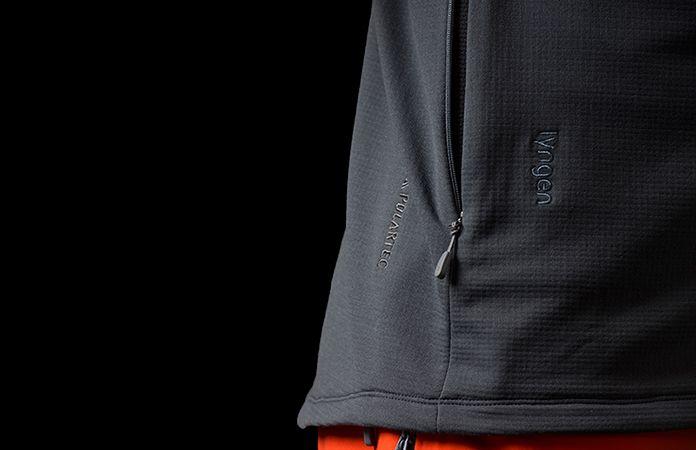 Norrøna lyngen powerstretch Pro hoodie for men