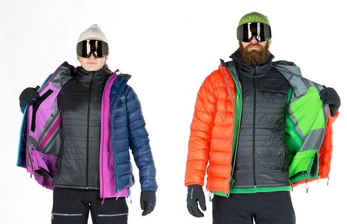 Norrona lyngen ski touring - how to dress video
