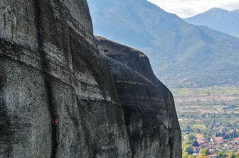 Climbing - Meteora