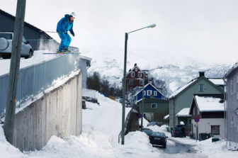 Narvik Backcity Riding