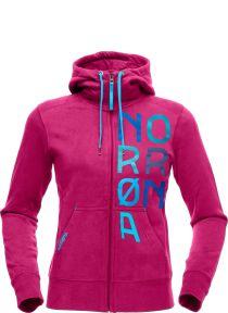 /29 cotton zip hood (W)