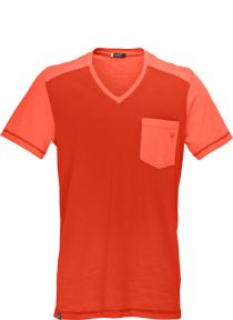 /29 cotton V neck T-Shirt (M)