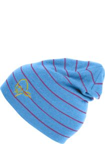 /29 thin Striped Beanie
