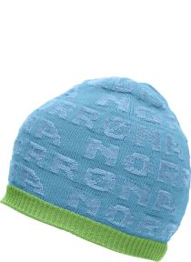 /29 multi text beanie
