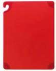 Saf-T-Grip rødt skjærebrett 305x457x13mm
