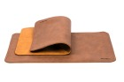 Katza K05-K09 dobbeltsidig spisebrikke oransj/brun 30x45 cm