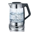 Severin vannkoker i glass 1,7 liter 3000 Watt