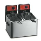 FriFri Eco 4+4 bordm. 2x 3,2kW AC 230V dim: 348x375x295mm