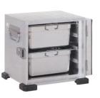 SDX Thermobox E30 4 GN 1/2 el. oppvarming portable