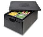 Thermo Future Box 1/1 GN Premium transportkasse 46L sort