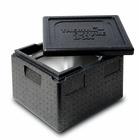 Thermo Future Box 1/2 GN Premium transportkasse 19L sort