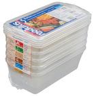 Plastboks med lokk 1/3 GN 100 Pakke a 5 stk