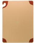 Saf-T-Grip skjærebrett  Brun 305x457x13mm