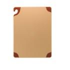 Skjærebrett Saf-T-Grip brun 229 x 305 x 9,5 mm