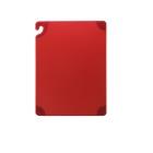 Skjærebrett Saf-T-Grip rød 229 x 305 x 9,5 mm