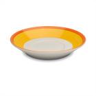 Figgjo 1160UHCAGR Capri gul/rød skål Ø14,5 cm H2,5 cm