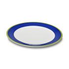 Figgjo 1304GGCAB Capri blå/grønn tallerken Ø26,5 cm H2,2 cm