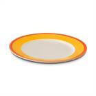 Figgjo 1363HHCAGR Capri gul/rød tallerken 21cm